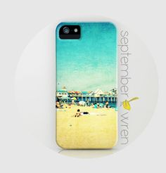 iPhone 5 case - your choice of september wren image on iPhone 5 hard case. $45.00, via Etsy.