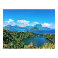 Danau Ngade (Ngade Lake), Indonesia
