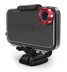 Mophie Outride: de iPhone case die je kan bevestigen op een helm, fiets, snowboard om jouw eigen sportprestaties vast te leggen!