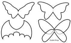 We received a tip on how to make wings to use with your Halloween costume. Whether you want to make angel wings or vampire wings, you can use these free instructions. All you need is some wire, pan...