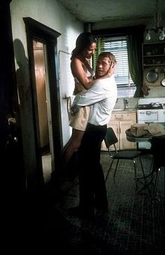 ali macgraw and steve mcqueen • the getaway, 1972