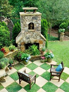 Would love to have this in my back yard!