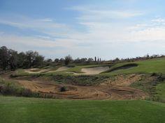 Bella Collina Golf Club near Orlando, Florida.