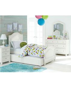 Roseville Kid's Bedroom Furniture Sets Pieces - Kids' Furniture - Furniture - Macy's