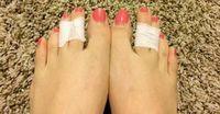 Aprende consejos para mantener el calzado en excelente estado y conoce el motivo por el cual las mujeres se amarran los dedos medios del pie.