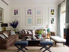 ART LAYOUT and WHITE FRAMES Nicholas Haslam