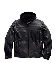 Beautiful black jacket!