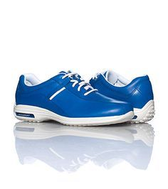 ROCKPOT Low top mens shoe Leather throughout Lace up closure Reinforced air  bubble sole Cushioned in.