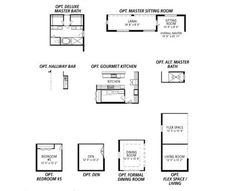 Madison floor plan maronda homes House design plans