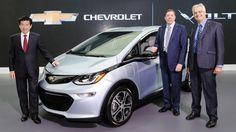 En Corée du Sud, la Chevrolet Bolt est déjà en rupture de stock