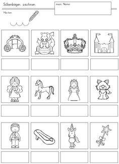 Silbenbögen zeichnen (Zaubereinmaleins - DesignBlog) | Español ...