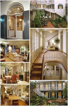Jolie Pitts French Quarter home  And if you Comment, Like, Re-Pin. Thank's! Repined by http://www.hollywoodobsessed.com/tag/angelina-jolie/