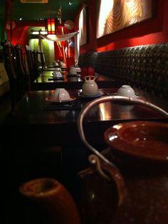 TÉ & TEA IN MADRID. Bomec. El Paladar del Té. C/Fuencarral. Madrid