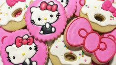 A Hello Kitty Cafe is scheduled to pop up in a metal shipping container at the Irvine Spectrum Center in late November. The makeshift cafe will serve the same Hello Kitty treats that the Hello Kitty Cafe truck sold when it debuted last year during the Hello Kitty Convention in Los Angeles.