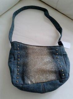 Girls denim shoulder bag.Brand New