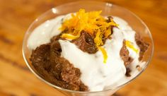 Chocolate and Orange Mousse - Good Chef Bad Chef