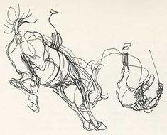 Y la tierra se tragó a Heinrich Kley - Taringa! Gesture Drawing, Life Drawing, Figure Drawing, Drawing Tips, Ink Illustrations, Illustration Art, Animal Drawings, Art Drawings, Contour Drawings