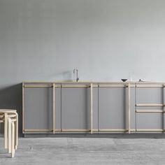 We're very excited about @reformcph's latest Japanese-inspired IKEA cabinet fronts, designed by Danish furniture maker Chris Liljenberg Halstrom @chrisliljehal. #ikeahack #rmkitchen