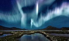 circuit sur mesure islande voir aurore boreale