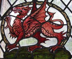 St. Gwyddelans' Church, Dolwyddelan, Conwy, Wales