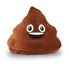 GoMoji Emoji Poopsi Bean Bag Chair - 9631101