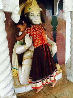 arjuna-vallabha: My friend Hanuman