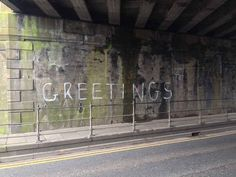 The pleasantry. | 28 Glorious Examples Of Very British Graffiti