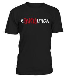Revolution - rEVOLution  Funny Journalism T-shirt, Best Journalism T-shirt