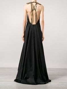 Whatever the evening occasion — Gucci, Versace, Burberry & Valentino, are just a few of the greats that have you sorted for dresses. Open Back Dresses, Formal Dresses, Designer Evening Dresses, Marchesa, Special Occasion, Shopping, Women, Style, Fashion