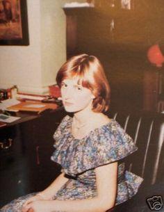 Lady Diana Spencer - Mid Teens