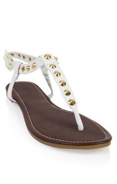 #studded t-strap #sandal  $14.61