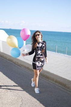 http://www.theguestgirl.com/2015/11/happy-birthday-theguestgirl/ #happybirthday #birthday #ideas #hpreppy #holy #preppy #potro #dress #vestido #animal #print #globos #party #fashion #blog #inspo #insipiration #chic #pin #sequins #white #sneakers #dreams #desire #work #style #chic #pink #gold #favdress #vestido #cowgirl #farwest #theguestgirl