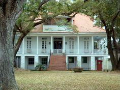Promised Land / Leander Perez House   5907 Hwy 39   Braithwaite, Louisiana  Plaquemines Parish
