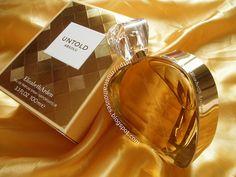 Elizabeth Arden Untold Absolu Perfume: A Vanillia Fragrance Perfect for Fall/Winter