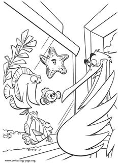 Pixar Coloring Pages Finding Nemo from Printable Finding Nemo Coloring Pages. Here, you can find Finding Nemo coloring pictures for children, young people, and adults. Finding Nemo is an animated film from Pixar Animation Studio. Finding Nemo Coloring Pages, Toy Story Coloring Pages, Turtle Coloring Pages, Horse Coloring Pages, Princess Coloring Pages, Cool Coloring Pages, Cartoon Coloring Pages, Disney Coloring Pages, Coloring Pages To Print