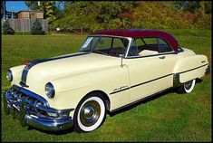 1950 Pontiac Chieftain  No SaleJoin or Sign In to the Mecum InfoNet to see the High Bid  InfoNet™ Members - Sign In