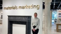 Kristy Geary, with the Materials Marketing Houston showroom, provides information on selecting a stone fireplace. Choose from over 40 stone colors, multiple . Stone Mantel, Fireplace Surrounds, The Selection, Marketing, Inspiration, Biblical Inspiration, Inhalation, Mantles