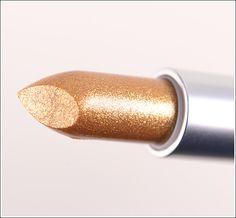 MAC & Ruffian: Lipsticks Review, Photos, Swatches