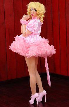 Sweet Candela Sissy Dress