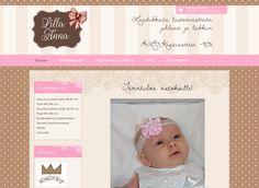 Lilla Anna on vuonna 2014 perustettu lastenvaatteiden verkkokauppa, jonka valikoimasta löytyy laadukkaita vaatteita juhlaan ja leikkiin. Verkkokauppa synty Kotisivukoneen Avaimet käteen -palvelun avulla.