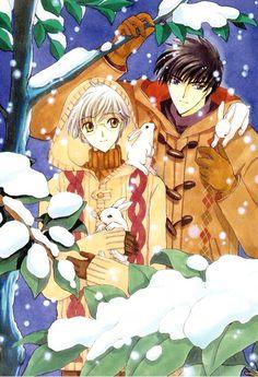 Twitter / prince_fudanshi: Touya x Yukito 3 ...