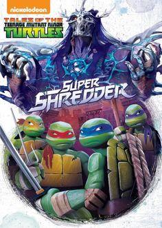 Tales of the TMNT Super Shredder DVD via @ellenblogs #ad
