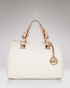 Finally an MK bag that I like... the shape is right on trend and not too big