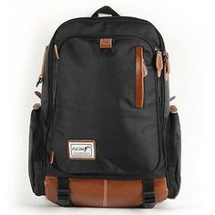 ChanChanBag Mens Backpack 15 Laptop Backpack for College Backpacks for School | Clothing, Shoes & Accessories, Men's Accessories, Backpacks, Bags & Briefcases | eBay!