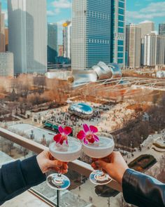 7 Photo Spots for the Best Chicago Skyline Views Visit Chicago, Chicago Travel, Chicago Trip, Usa Travel, Chicago Vacation, Chicago City, Lincoln Park Chicago, Chicago Bars, Chicago Things To Do