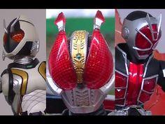 S.H.Figuarts -  Kamen Rider Wizard, Fourze & more Heisei 仮面ライダー @ Tamash...
