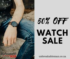 Over 10 000 Men Have Chosen Unbreakable Man For Their Wedding Ring. Men's Watches, Watches For Men, Tungsten Wedding Rings, Watch Sale, Cool Websites, Men's Accessories, Fathers Day Gifts, Cart, Rings For Men