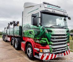 Meet this weeks Susan Marie - - VKX parked up at Northwest! Picture sent in by Ian Stanway Eddie Stobart Trucks, Big Trucks, Commercial Vehicle, Public Transport, Cars And Motorcycles, Planes, Trains, Transportation, Mickey Mouse