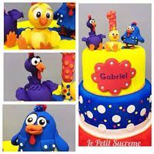 Resultado de imagen para la gallina pintadita tortas