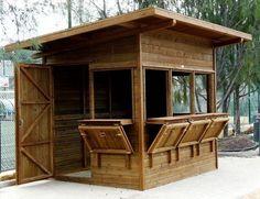 59 ideas for food truck design exterior Diy Outdoor Bar, Outdoor Kitchen Bars, Outdoor Kitchen Design, Patio Design, Outdoor Cafe, Exterior Design, Kiosk Design, Cafe Design, House Design